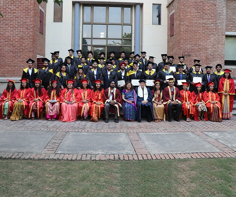 Convocation Ceremony for the Class of BBA Entrepreneurship 2018