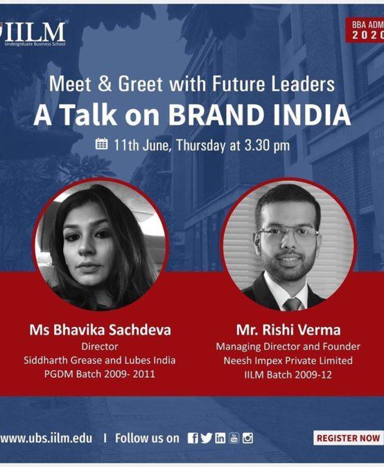 Meet & Greet with Industry Leaders