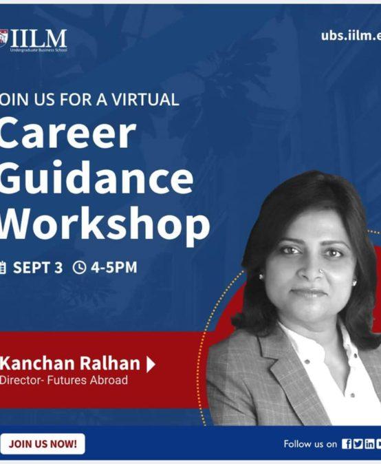 Virtual Career Guidance Workshop